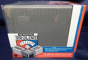 DEX Protection Pro Line Deckbox Large Grey
