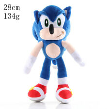 "OFFICIAL SONIC THE HEDGEHOG SONIC 11"" LARGE PLUSH SOFT TOY TEDDY NEW WITH TAGS"