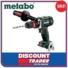 Metabo BS 18 LTX BL Q I 18V Cordless Drill / Screwdriver Quick Chuck 602351890