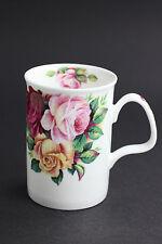 Garden Rose Porzellan Tasse Roy Kirkham Kaffeetasse Tee Becher