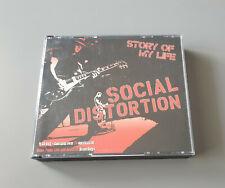 Social Distortion - Story Of My Life - 4 CD Box-Set