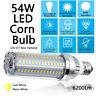 6200lm 500W Equivalent E26 E27 54W Super Bright LED Corn Light Bulb Corn Lamp