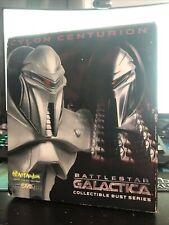 Rare Art Asylum Battlestar Galactica Cylon Centurion Bust - Sdcc