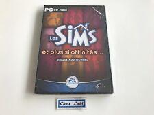 Les Sims Et Plus Si Affinités - PC - FR - Neuf Sous Blister