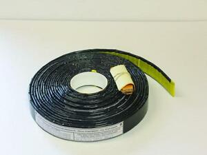 Continuous Intumescent Pipe/Cable Fire Wraps 50mm x10m -Fire Stopping Protection