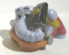Ü-Eier  Überraschungseierfigur - Die Heimwerker Elefanten - Toni Tollpatsch