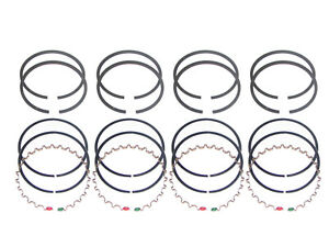 Piston Ring Set 1951-1954 Henry J & Allstate 134 ci 4-cylinder CAST RINGS