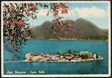 AD4662 Isola Bella (VB) - Panorama - Cartolina postale - Postcard