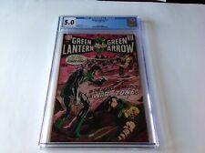 GREEN LANTERN 77 CGC 5.0 GREEN ARROW NEAL ADAMS DC COMICS