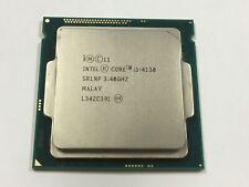 New listing Intel Core Sr1Np / i3 - 4130 3.50Ghz 3Mb 2-Core Cpu Lga1150