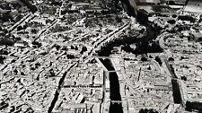 "ANCIENNE PHOTO AÉRIENNE de ROGER HENRARD  "" CASTRES "" TARN 1957"