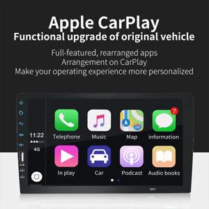 9inch Apple CarPlay Single 1 din Car Multimedia MP5 Player Car Radio Indash USB