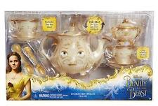 Disney Beauty and the Beast Enchanted Object Tea Set
