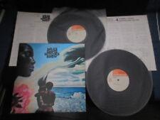 Miles Davis Bitches Brew Japan 4 Channel Vinyl LP 4CH Master Sound Quadraphonic
