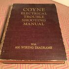 1956 Coyne Electrical Industrial Electronics. Trouble Shooting Manual