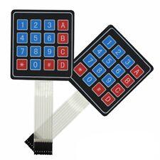 2PC 4x4 Matrix Array 16 Key Membrane Switch Keypad Keyboard for Arduino RaspN8K7
