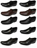 SHUMAXX MENS SHOES FORMAL OFFICE SMART WEDDING CASUAL PARTY DRESS BOYS SHOE SIZE