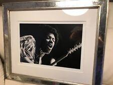 Jimi Hendrix - Gallery TROWBRIDGE New-York - Limited Edition