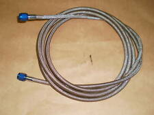 4AN NITROUS OXIDE STAINLESS BRAIDED HOSE 18'