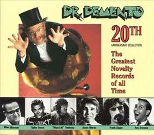 Dr. Demento 20th Anniversary Collection Greatest Novelty Records of Time RHINO