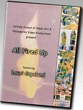 All Fired Up, Lauri Copeland, DVD, beadmaking, glass