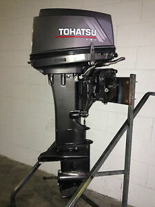 Tohatsu 30hp Outboard Parts