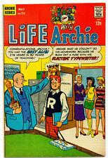 (1968) LIFE WITH ARCHIE #73 ARCHIE'S BAND! 6.0 / FINE