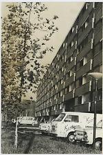 Milano Sant'Ambrogio, urbanistica  Vintage silver print Tirage argentique