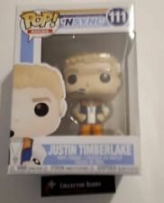 Funko Pop! Music Rocks 111 N'Sync Justin Timberlake Pop Vinyl N Sync Nsync