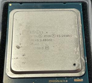 Intel Xeon E5-2690v2 10-Core 3.0GHz 25Mb 8.0GT/s FCLGA2011 CPU