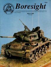 Boresight Tamiya King Tiger Porsche Vol.7 No.2 3.1999 March Issue Magazine U