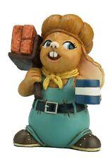 PenDelfin Rabbit Collectors Figurine - Bill the Builder / Bricklayer