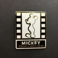 WDW - Silhouette Edition Series Mickey Mouse - Disney Pin 6582