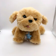 Little Live Pets Snuggles My Dream Puppy Brown Dog Plush Toy Electronic