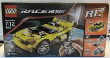NEW Lego RACERS  Radio Controled 8183 Track Turbo RC Sealed - Boys Girls