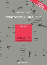 MODAL JAZZ - COMPOSITION & HARMONY di Ron Miller - ED. ITALIANA