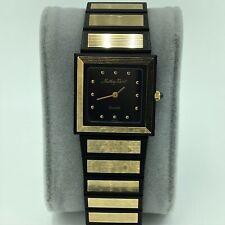 Vintage Mathey-Tissot Swiss Quartz Water Resistant Wrist Watch Model No 1002