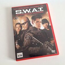 S.W.A.T. Samuel L. Jackson Colin Farrel Michelle Rodriguez LL COOL J DVD swat