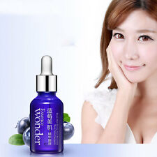 Skin Care Blueberry Hyaluronic Acid Liquid Collagen Face Essence Desalt Imprint
