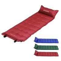 Kingcamp Inflatable Mattress Camping Sleeping Mats Pillow Lightweight Outdoor