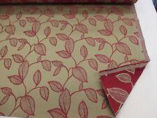 Tessuti e stoffe rosso tendaggio per hobby creativi