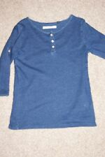 Girls 3/4 length sleeved top from Ikks in size 10 years