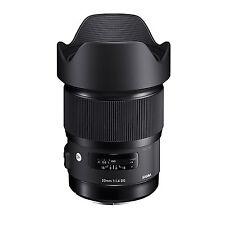 Sigma 20mm f/1.4 DG HSM Art Lens (for Sony E-Mount) *NEW*