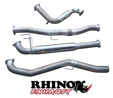 "ISUZU DMAX D-MAX 06/12- 12/16 3"" INCH STAINLESS STEEL EXHAUST [PIPE ONLY]"