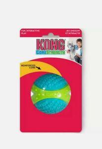 KONG / CoreStrength Ball Rubber Dog Toy kong ball/ Durable Reinforced Core