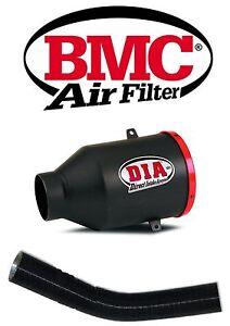 FILTRO ARIA SPORTIVO BMC DIA 70/130 per AUTO FINO 1600 cc ASPIRAZIONE DIRETTA .