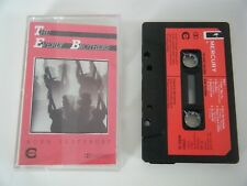 THE EVERLY BROTHERS BORN YESTERDAY CASSETTE TAPE 1985 RED PAPER LABEL MERCURY UK