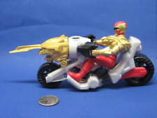 POWER RANGERS BIKE AND ACTION FIGURE