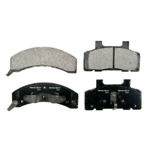 Frt Semi Met Brake Pads  Perfect Stop  PS215M
