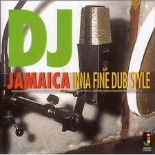 DJ JAMAICA  INNA FINE DUB STYLE NEW CD £9.99